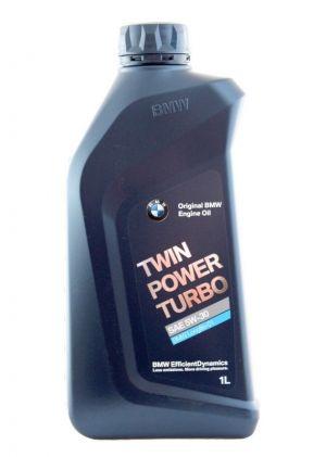 BMW TwinPower Turbo Longlife-01 5W-30