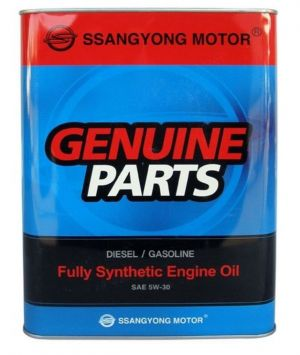 Ssang Yong Diesel/Gasoline 5W-30