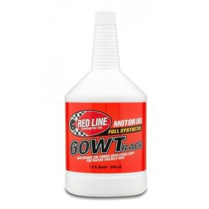 RED LINE 60WT DRAG RACE OIL 20W-60