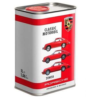Porsche Classic Motor Oil 20W-50