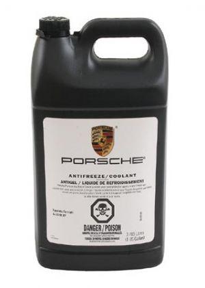 Porsche Antifreeze Coolant