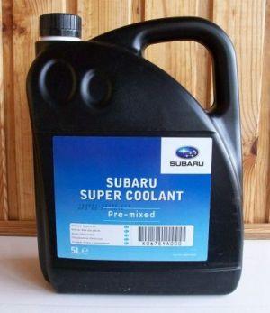 Subaru Super Coolant Pre-Mixed (-52С, синий)