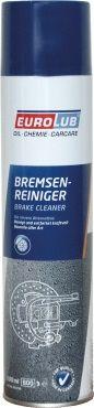 Очиститель тормозных механизмов Eurolub Brake Cleaner Spray