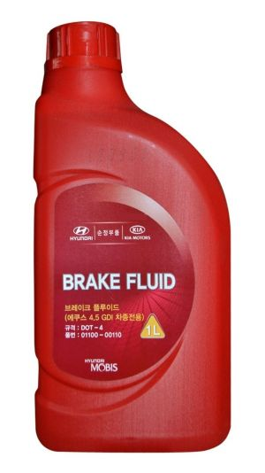 Hyundai/Kia Brake Fluid DOT-4