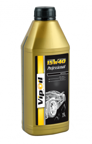 VipOil Professional 15W-40 SG/CD