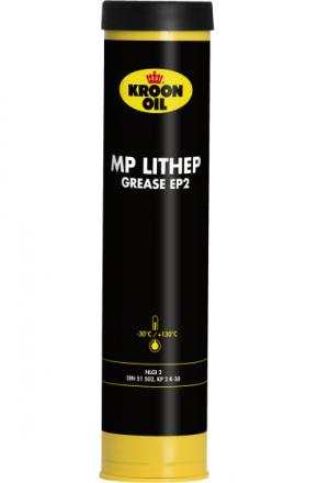 Многоцелевая смазка (литиевый загуститель) Kroon Oil MP Lithep Grease EP 2
