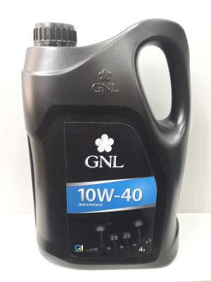 GNL Semi-Synthetic 10W-40 API SL/CF