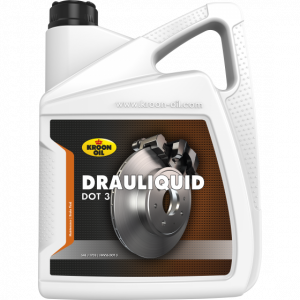 Kroon Oil Drauliquid DOT 3