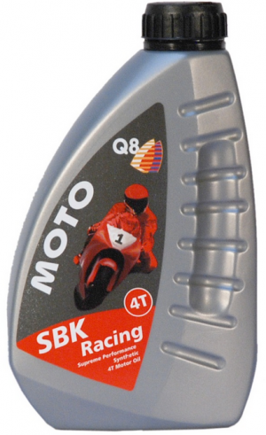 Q8 4-T SBK Racing 15W-50