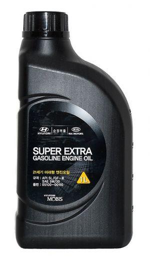 Hyundai/Kia Super Extra SAE 5W-30 SL