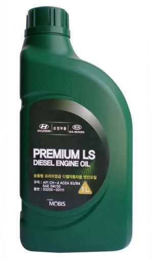 Hyundai/Kia Premium LS Diesel SAE 5W-30