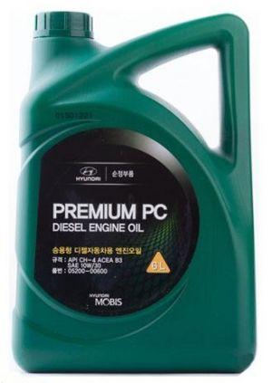 Hyundai/Kia Premium PC Diesel SAE 10W-30 CH-4