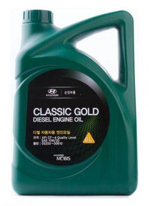 Hyundai/Kia Classic Gold Diesel SAE 10W-30 CF-4