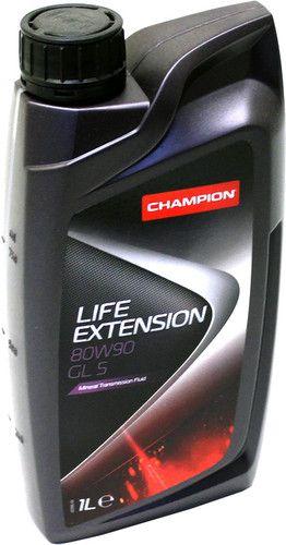 CHAMPION Life Extension 80W-90 GL-5