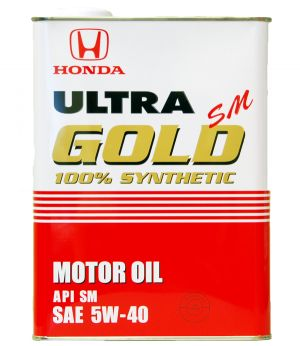 Honda Ultra Gold SM 5W-40