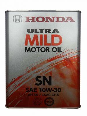 Honda Ultra Mild SN 10W-30