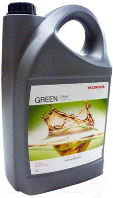 Honda Green Diesel