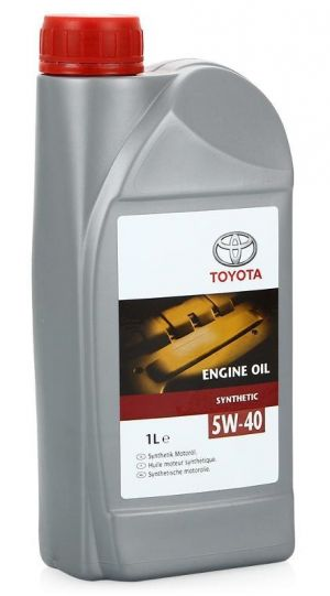 Toyota Engine Oil Synthetic 5W-40