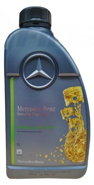 Mercedes Engine Oil 0W-20