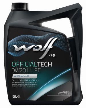 Wolf Official Tech 0W-20 LL FE