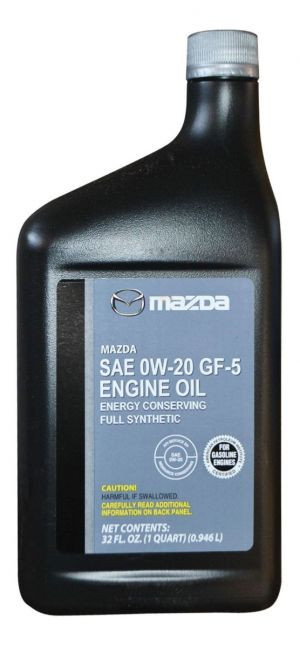 Mazda With Moly Engine Oil 0W-20