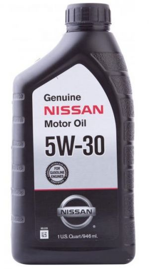 Nissan Motor Oil 5W-30