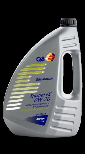 Q8 Formula Special D1 FE 0W-20