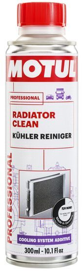 Очиститель системы охлаждения Motul Radiator Clean