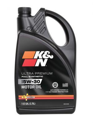 K&N Ultra Premium Motor Oil 5W-30