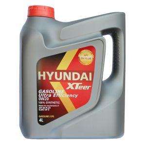 Hyundai Xteer Gasoline Ultra Efficiency 0W-20