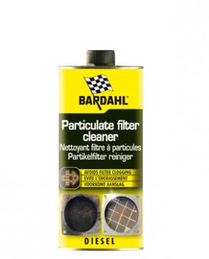 Очиститель сажевого фильтра Bardahl DPF Cleaner