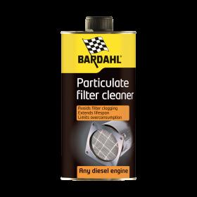 Присадка в дизтопливо (Очиститель сажевого фильтра) Bardahl DPF Cleaner
