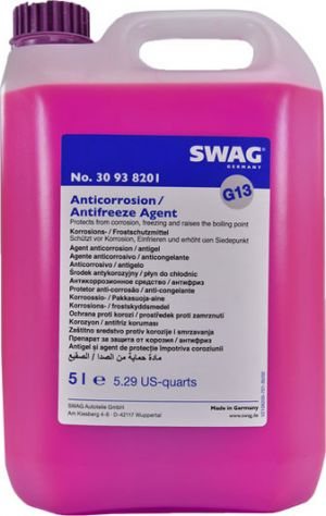 Swag Coolant G13 (-72C, фиолетовый)
