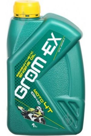 Grom-Ex Moto 10W-40 4T