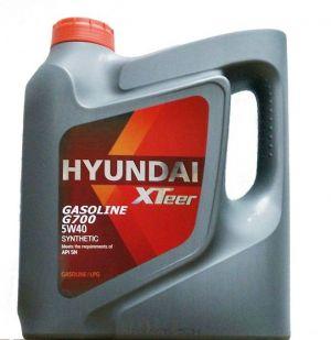 Hyundai Xteer Gasoline G700 5W-40