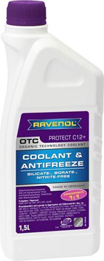 Ravenol OTC Coolant Concentrate (-72C, фиолетовый)