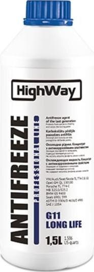 Highway Long Life G11 (-70C, синий)