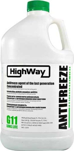 Highway Long Life G11 (-70C, зеленый)