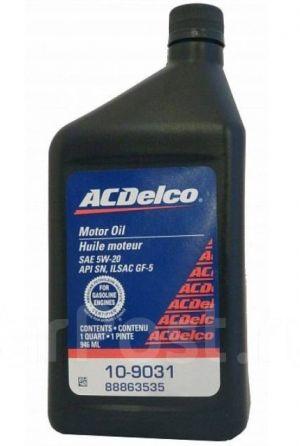 AC Delco 5W-20