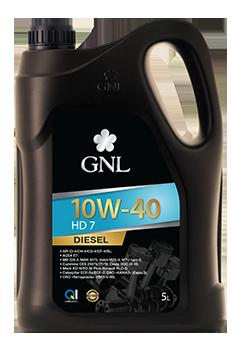 GNL HD 7 10W-40