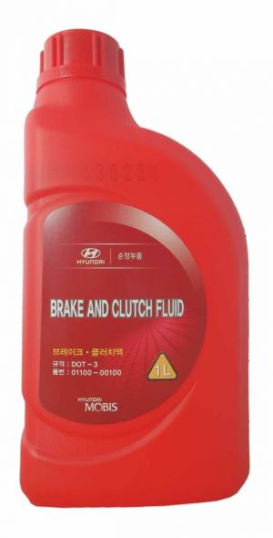Hyundai/Kia Brake Fluid DOT-3