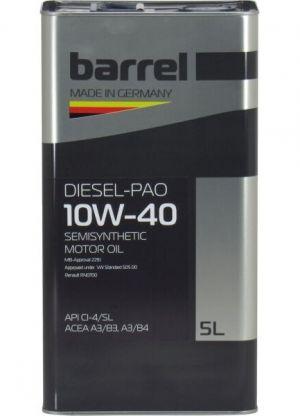 Barrel Diesel-Pao 10W-40