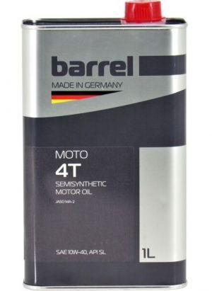 Barrel Moto 10W-40 4T
