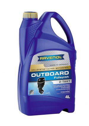 RAVENOL Outboardoel 2T Teilsynth