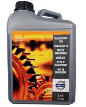 Volvo Transmission Oil 75W-80