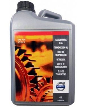 Volvo Powershift Oil