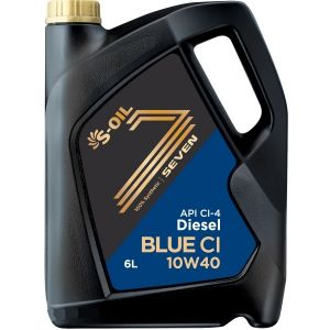 S-Oil SEVEN BLUE CI 10W-40