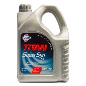 Fuchs TITAN Supersyn FE SAE 0W-30