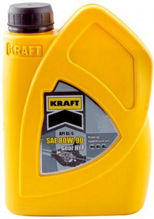 Kraft Gear HYP GL-5 80W-90