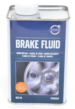 Volvo Brake Fluid DOT-4